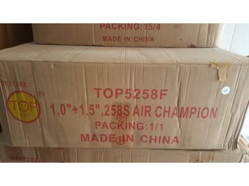 Kembang Api Cake Air Champion 258 Shots 1,2 Inch mix 1,5 Inch