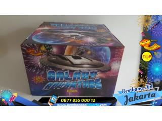 Kembang Api Cake LANTERN Galaxy Adventure 84s 1,2