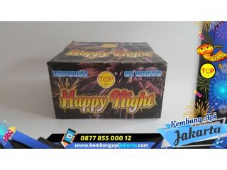 "Kembang Api HAPPY NIGHT 81 SHOTS 0.8"""