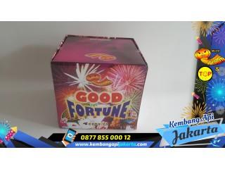 """Kembang Api Cake LANTERN Good Fortune 25s 1.2"""""""