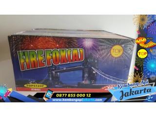 """Kembang Api CAKE FIREFOX(A) 120SHOTS 1,2"""""""
