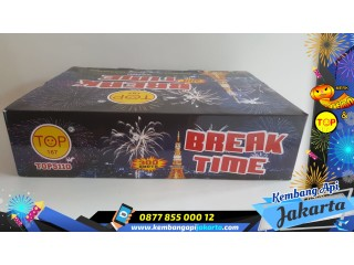 Kembang Api CAKE BREAKTIME 300SHOTS 0,8 INCH