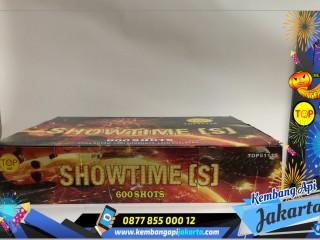 Kembang Api Cake Showtime (S) 600 Shots 0,6 inch