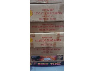 Kembang Api Cake Great Perfomance 500 Shots